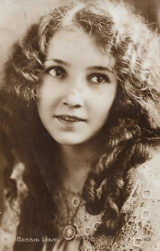 Bessie Love, Cinemagazine 163