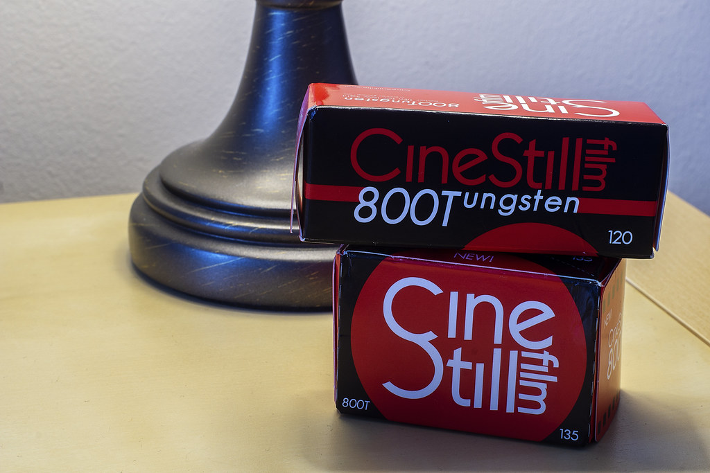 Film Review Blog No. 55 - Cinestill 500T