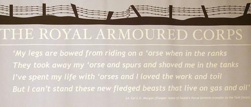 Warhorse to Horsepower