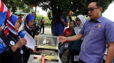 Johor Health Dept teams on standby during UPSR