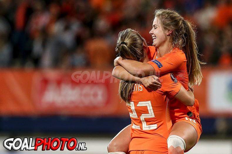 Nederland - Turkije 03-09-2019