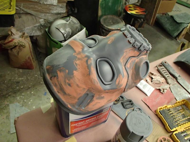 Bandit Mask Prototyping