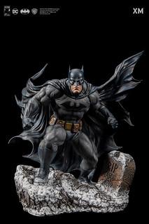 重現經典漫畫封面! XM Studios《蝙蝠俠:緘默》蝙蝠俠 Batman 1/6 比例全身雕像