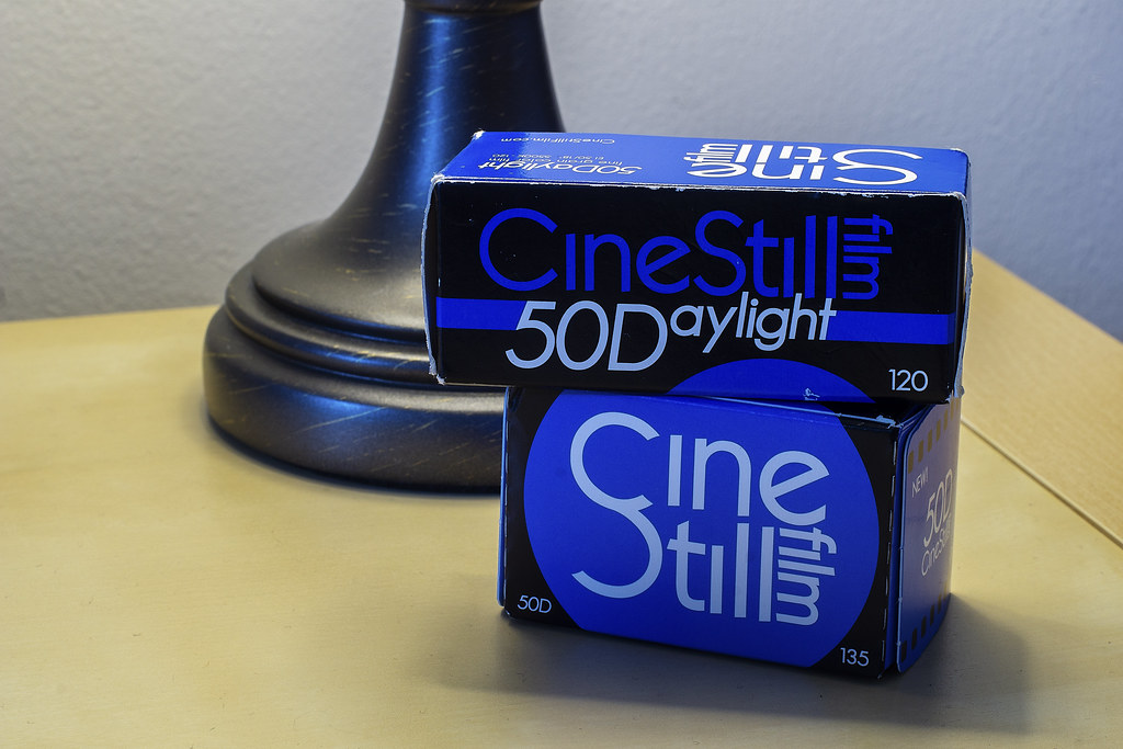 Film Review No. 56 - Cinestill 50D
