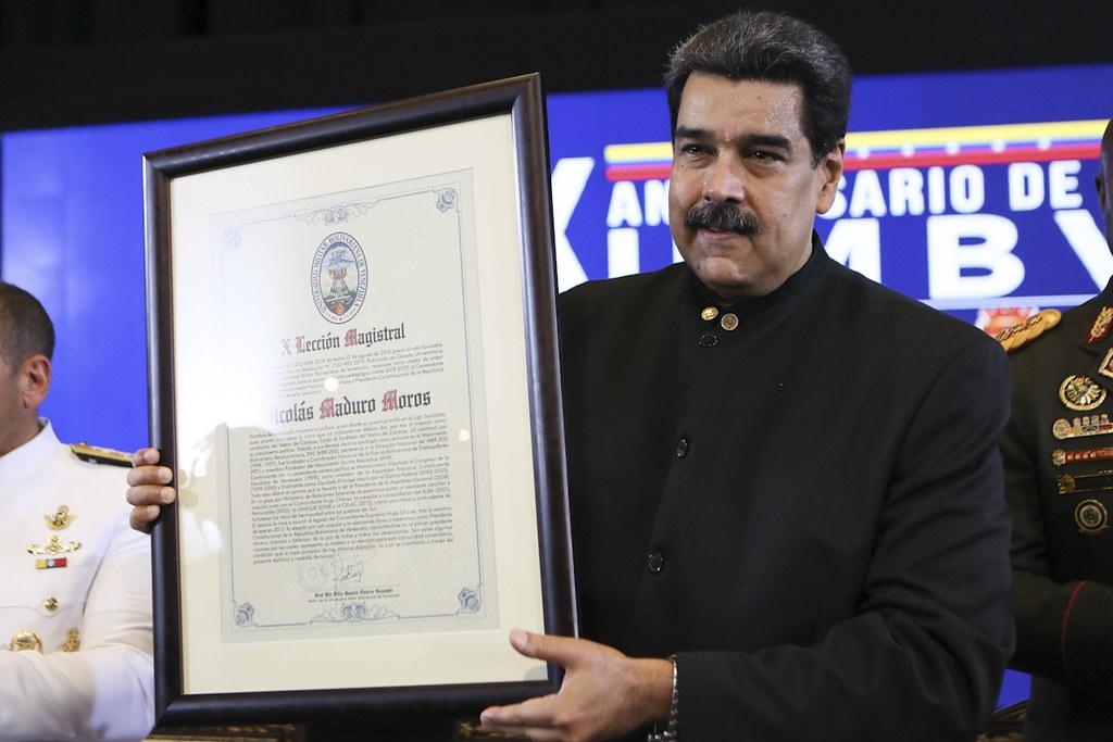 Gobierno Bolivariano declara alerta naranja en frontera con Colombia