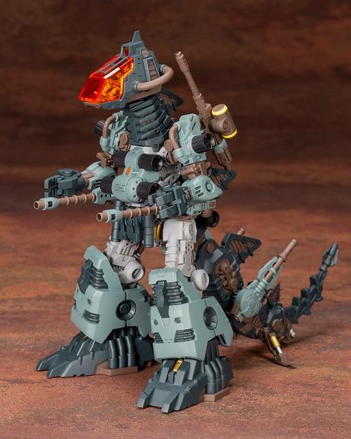 強悍無比的小巨人!HMM ZOIDS 洛伊德 RMZ-11 殺手恐龍 舊共和國款式(ゾイド RMZ-11 ゴドス 旧共和国仕様)