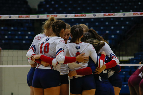 Belmont Volleyball vs Alabama A&M 2019
