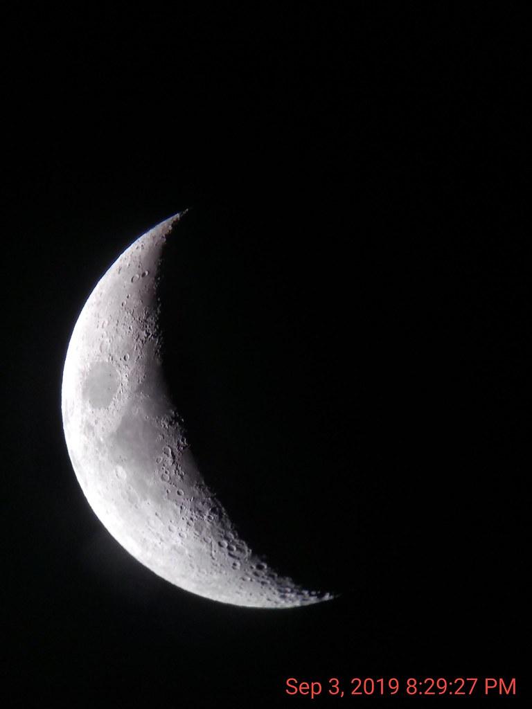 Moon 9-3-2019