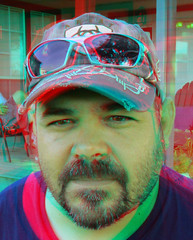 DOMINIC 3D RED CYAN ANAGYLPH