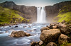 Gufufoss by TablinumCarlson