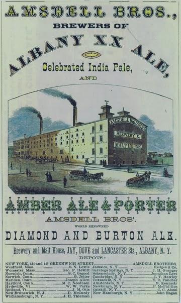 Amdell-Albany-Ale