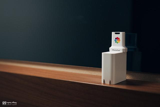 PhotoFast PhotoCube C:備份方塊:小小方塊,便捷備份 | 22