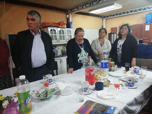 Segunda Reunión de Coordinación UNIPECH Conchalí - Independencia