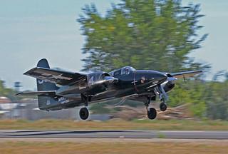 Grumman F7F-3P Tigercat BuNo.80425 NX909TC