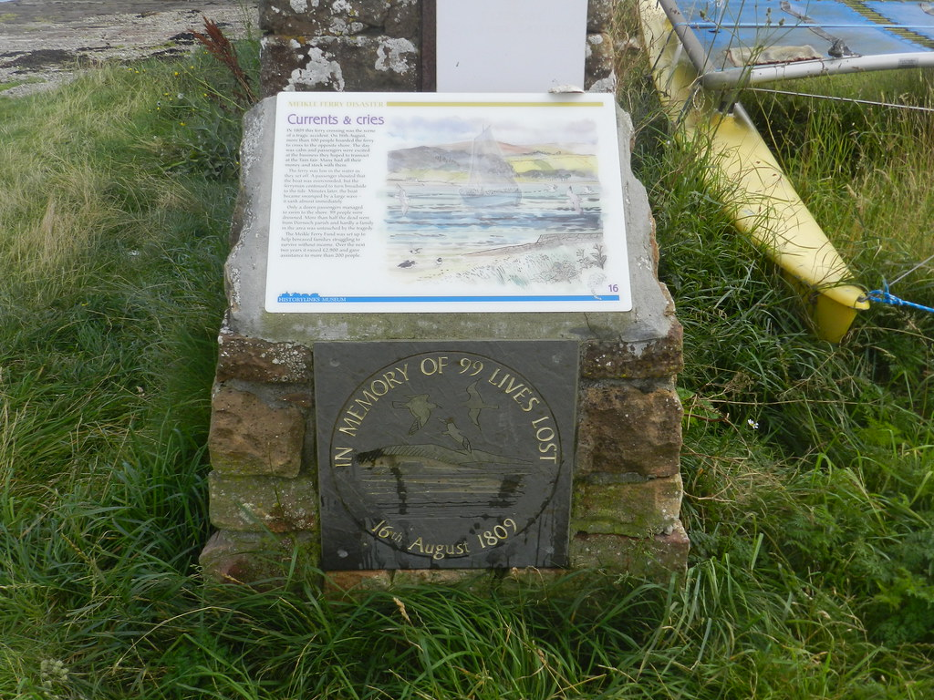 Meikle Ferry Disaster 16th August 1809