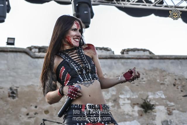 Entrevista a Diva Satanica de Bloodhunter