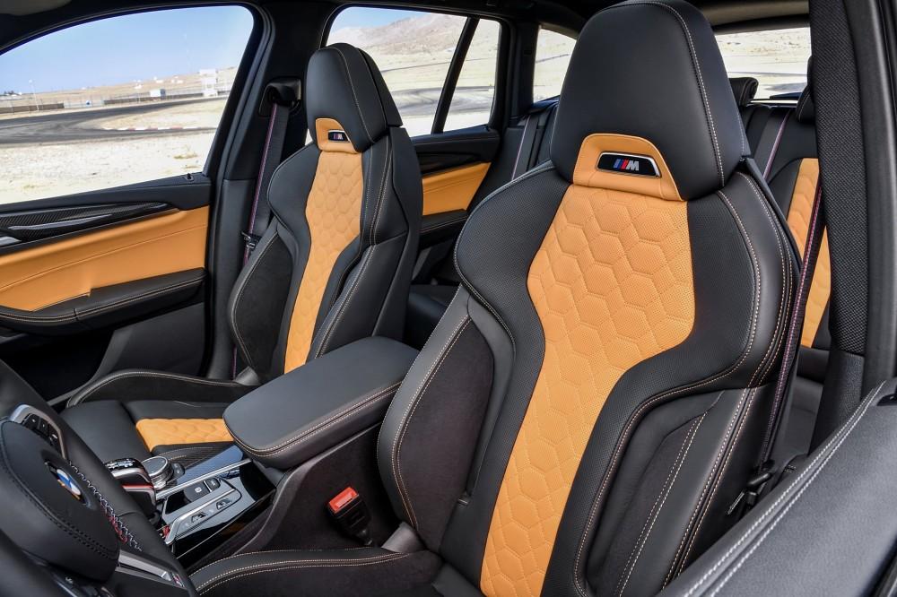 [新聞照片四] M專屬BMW Individual Merino真皮雙前座跑車座椅