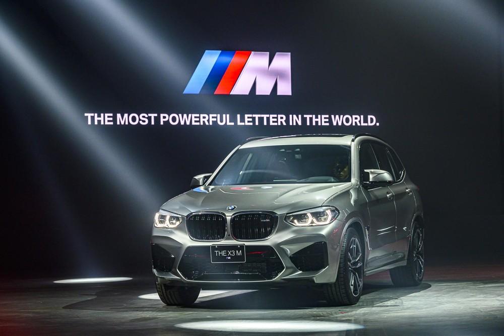 全新BMW X3 M正式上市