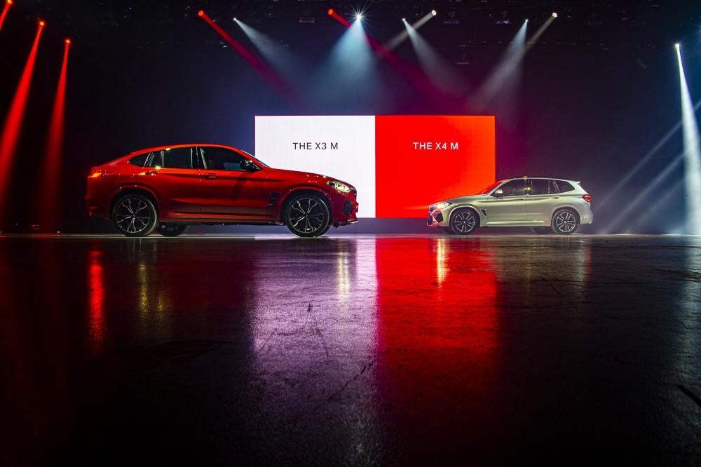 全新BMW X3 M _ X4 M Competition正式上市(1)