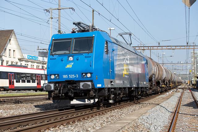 WRS 185 525 Pratteln
