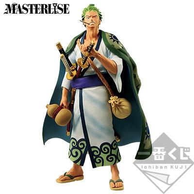 多款『MASTERLISE』系列精美角色登場!一番賞《航海王 ONEPIECE》和之國篇 ~第一幕~(ワンピース ワノ国編~第一幕~)