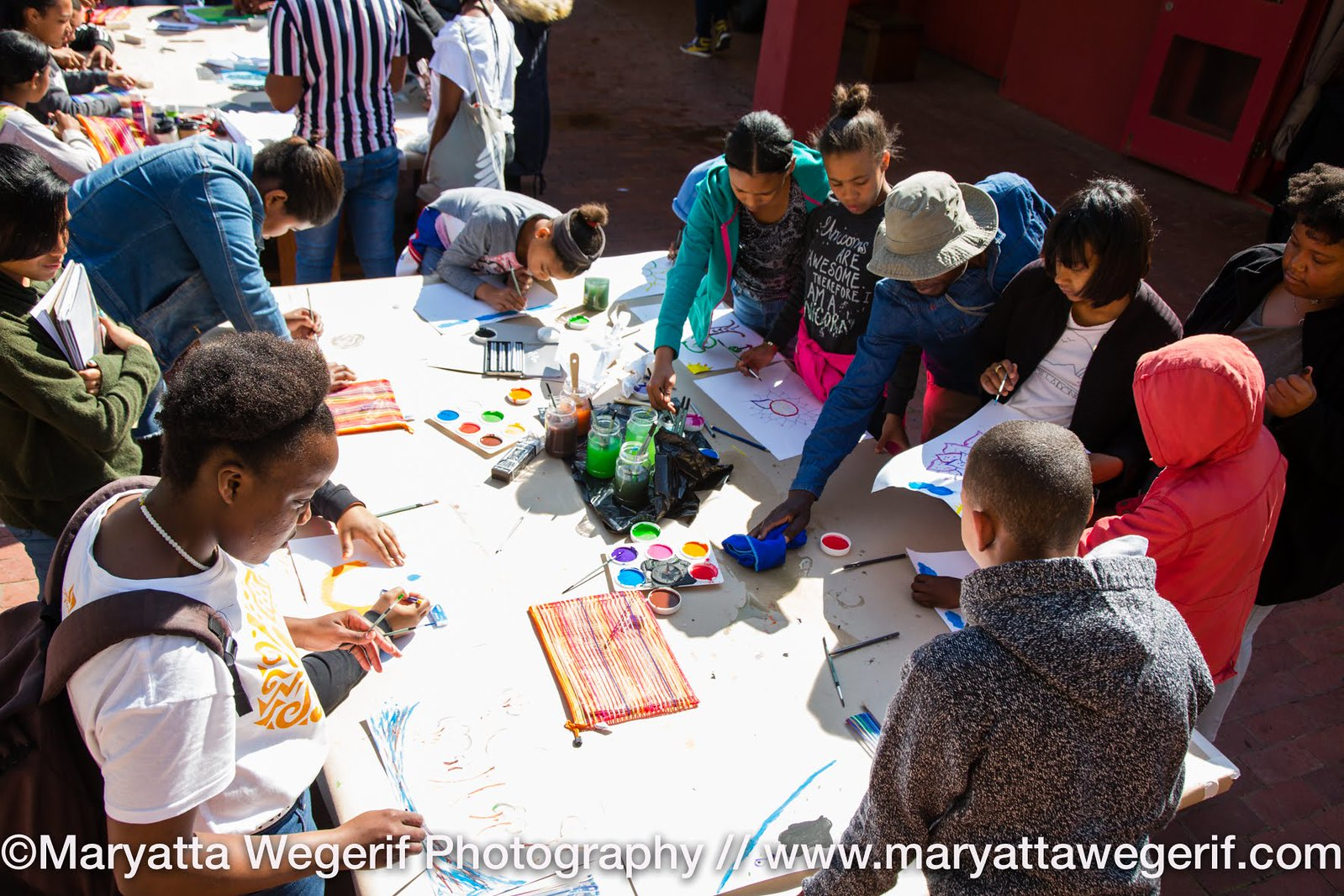 Artivism Workshop - Cape Town, South Africa