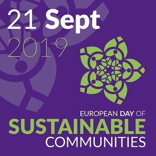 21 Sept 2019, European Day of Sustainable Communities