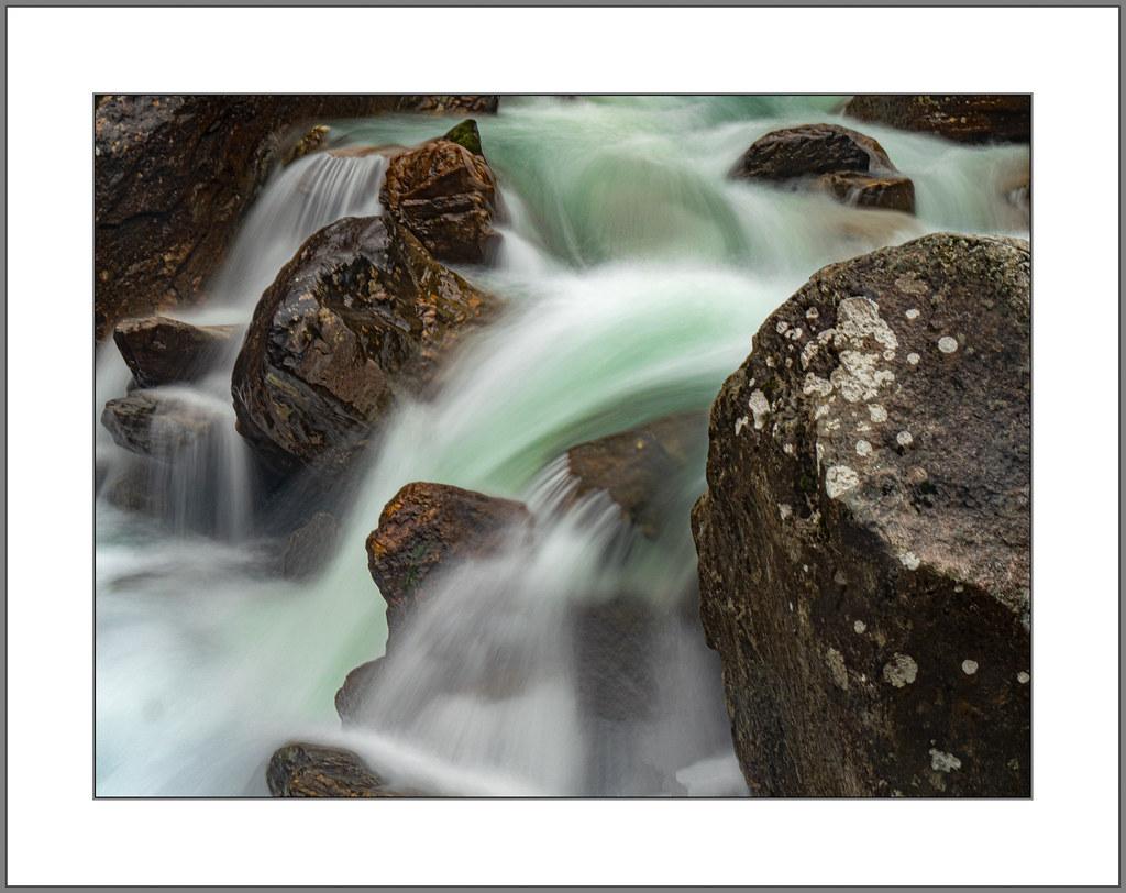 Wilde Wasser (Wild water)