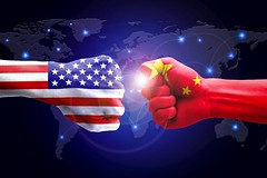 The Effect of China & US Trade War on Iran:
