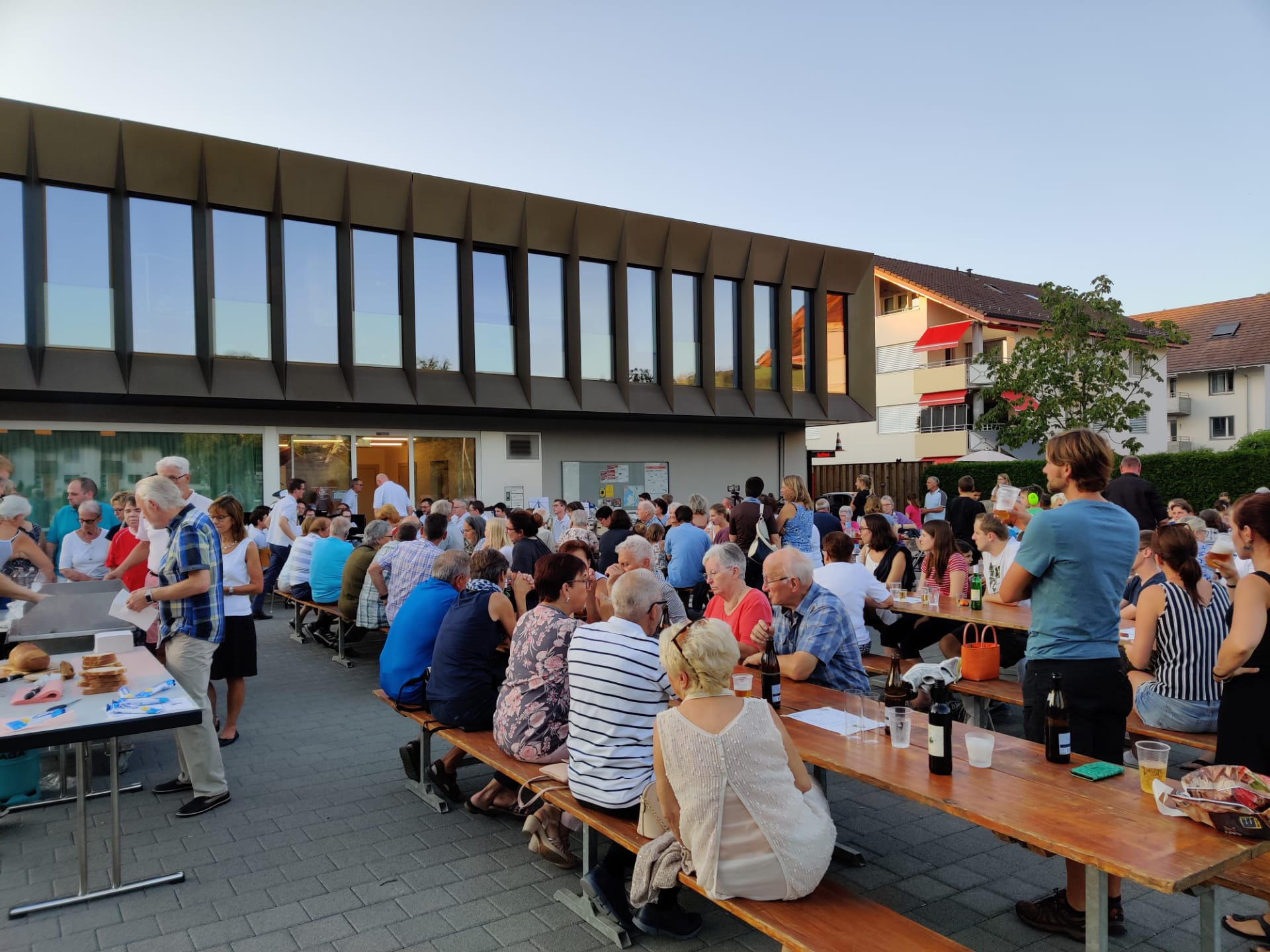 Dorfplatzkonzert 2019