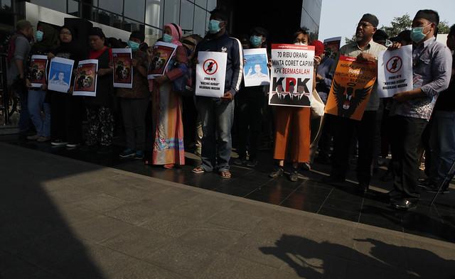 Gerakan Rakyat Untuk Dukung KPK
