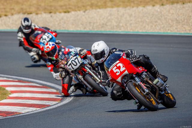 #52 - Honda CB750 - Wellbrock Co. Racing - Wolfgang Wellbrock - Klasse: Klassik Open