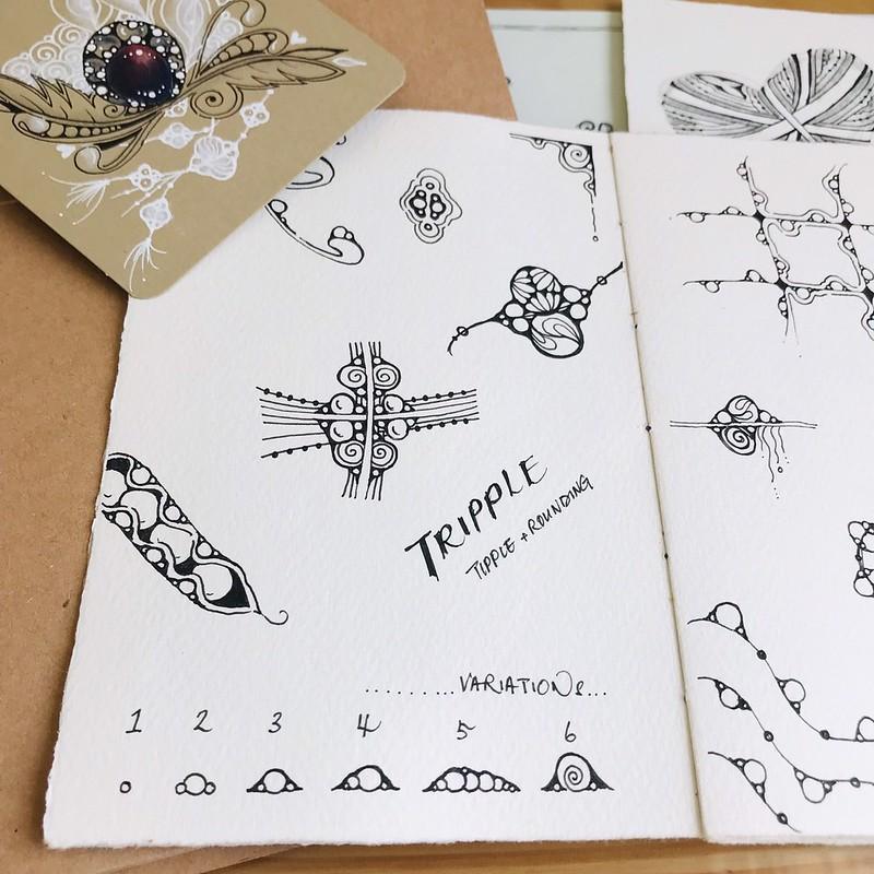 Tripple - a new tangle