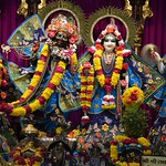 ISKCON Ujjain Deity Darshan 04 Sep 2019