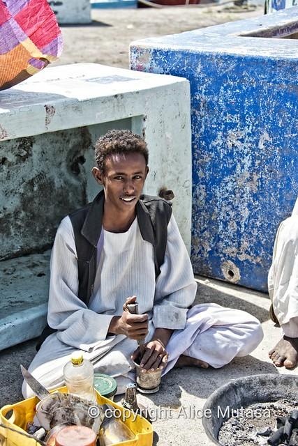 Tahir; Suakin port, Sudan