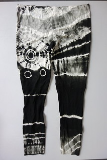 Polymerized motion-capture leggings