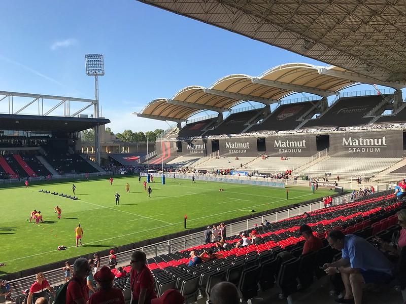 Lou vs Stade - 24 août 2019