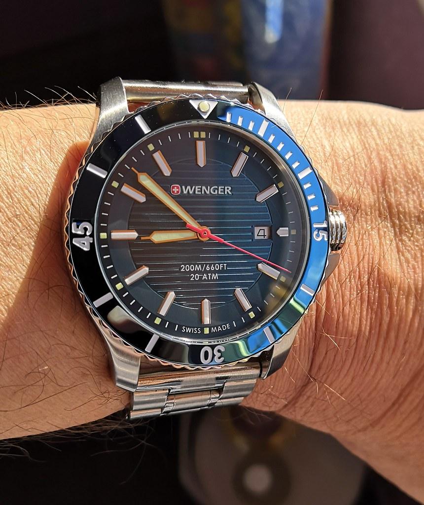 Wenger Seaforce (Ronda 515)