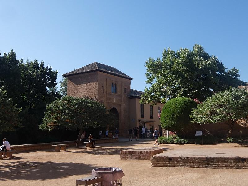 Альгамбра - Винные ворота