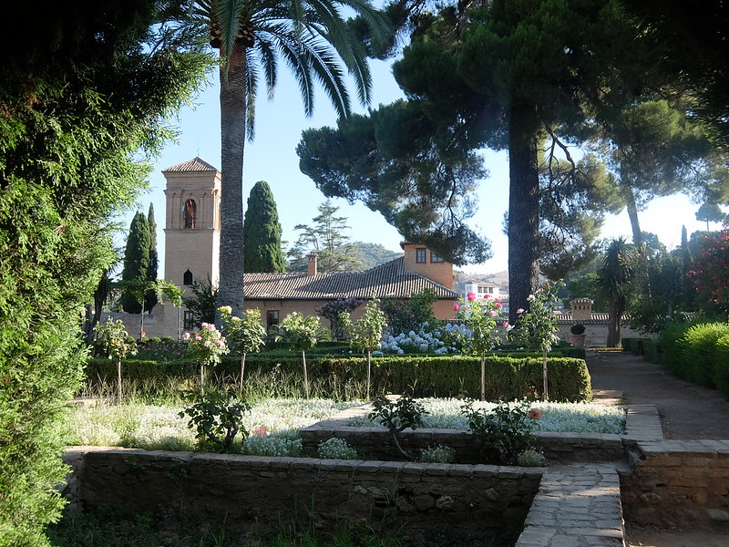 Альгамбра - Монастырь Сан-Франсиско