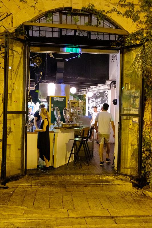 Tel Aviv-Jaffa - 23 mm - f/4 - 1/60 - ISO 8000
