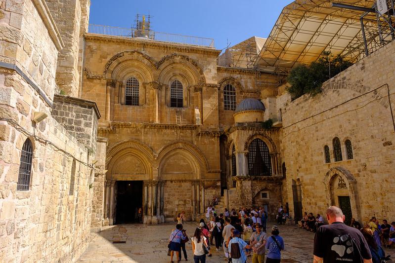Jerusalem - 16 mm (24 mm) - f/8 - 1/240 - ISO 200