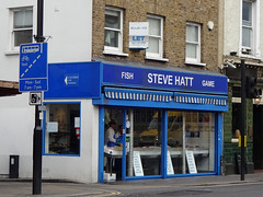 Picture of Steve Hatt, N1 8LU