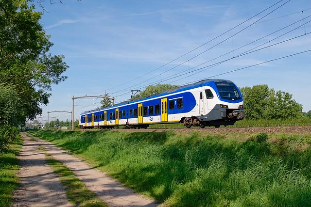 NS 2222 - Oisterwijk