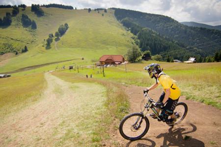 Bikepark Ružomberok medzi top bikerskými parky na Slovensku
