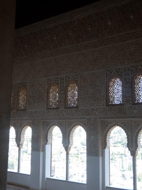 Альгамбра - Дворец Насридов - Молельня