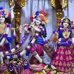 ISKCON Bangalore Deity Darshan 04 Sep 2019