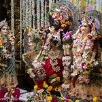 ISKCON Vrindavan Deity Darshan 04 Sep 2019