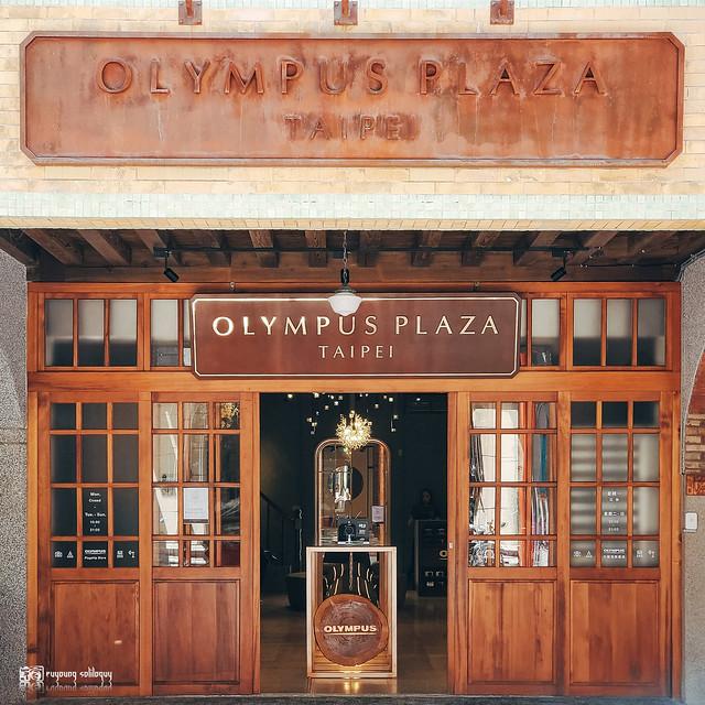 Olympus Plaza 旗艦店 | 01