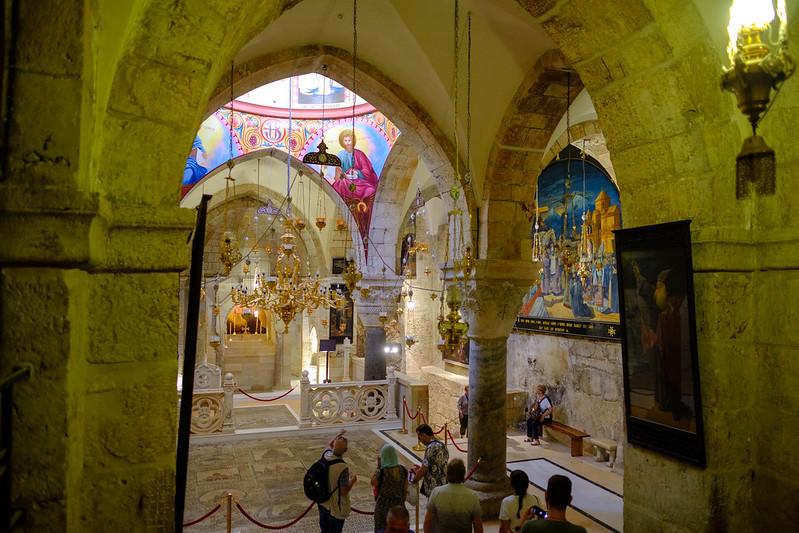 Jerusalem - 16 mm (24 mm) - f/1.4 - 1/60 - ISO 1000